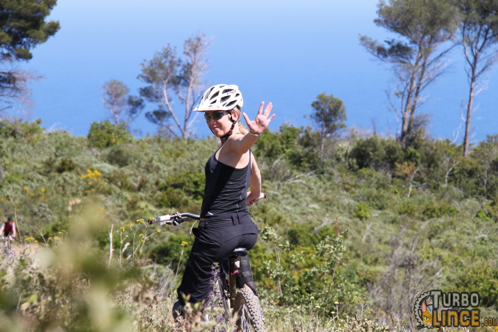 Finale Ligure mountain bike