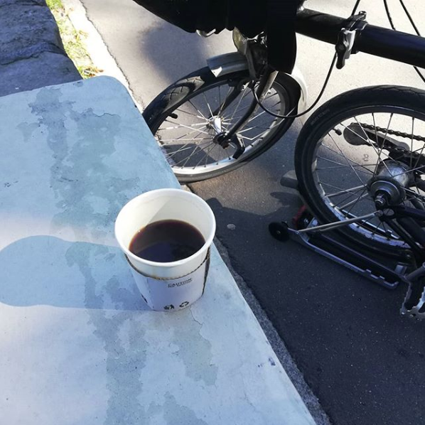 Usare la bici pieghevole a MILANO