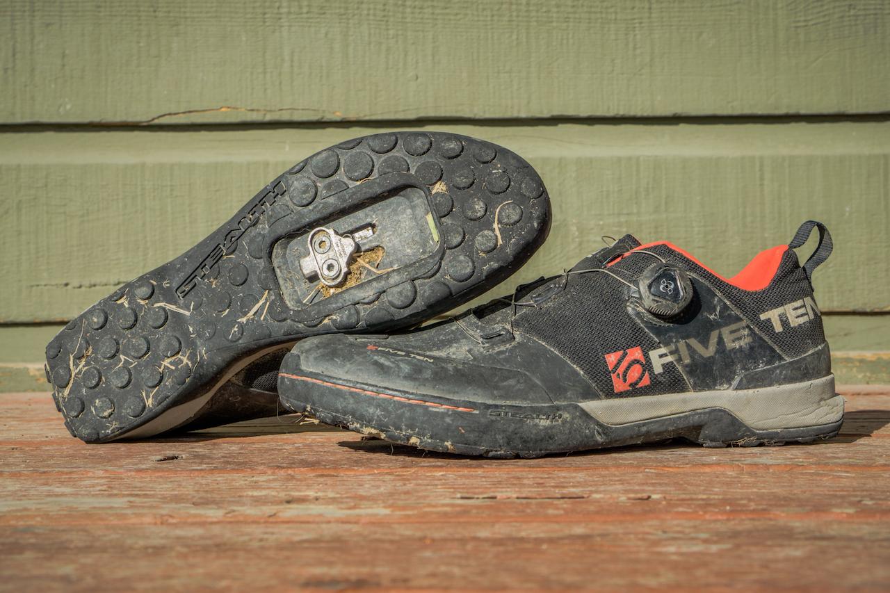 Five Ten Kestrel Shoes scarpe per pedali mtb flat