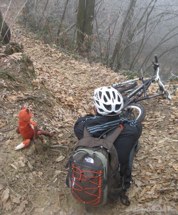 mountain bike rive rosse