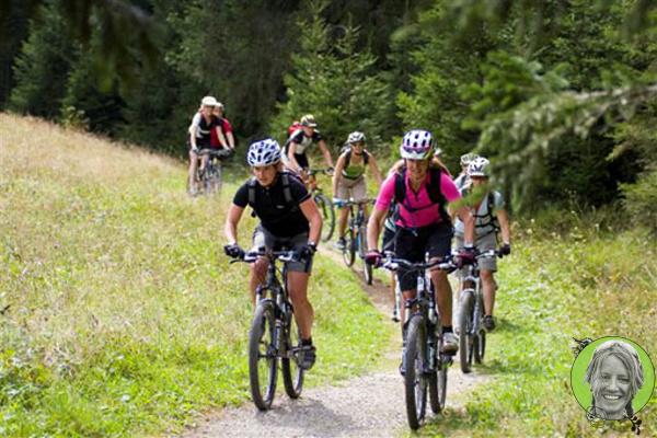 corsi mountain bike per donne e ragazze