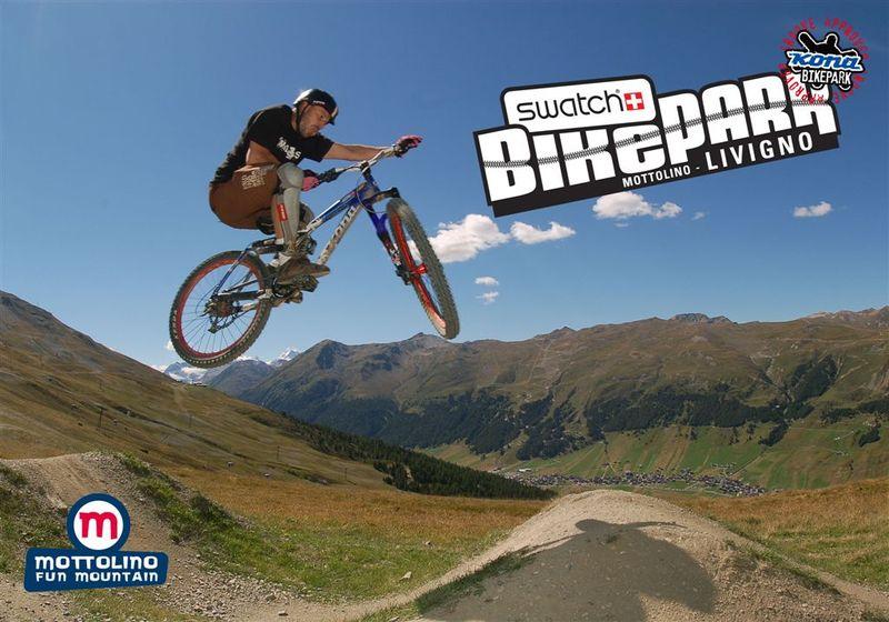 livigno bike park freeride