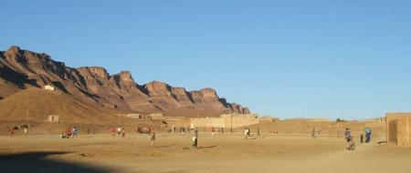 Marocco mountain bike tour
