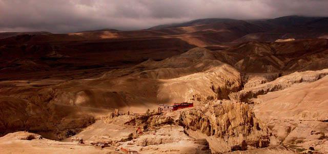 Mountain bike tour Ladakh
