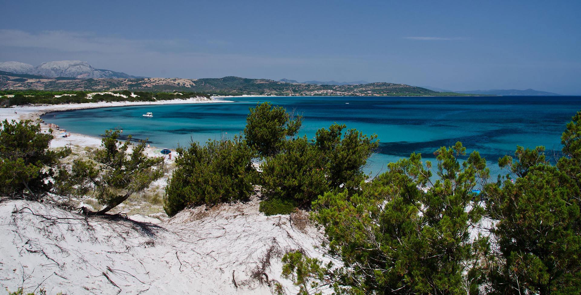 le dune Capo Comino