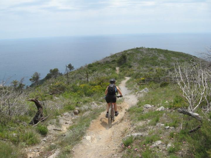 finale ligure best mtb trail