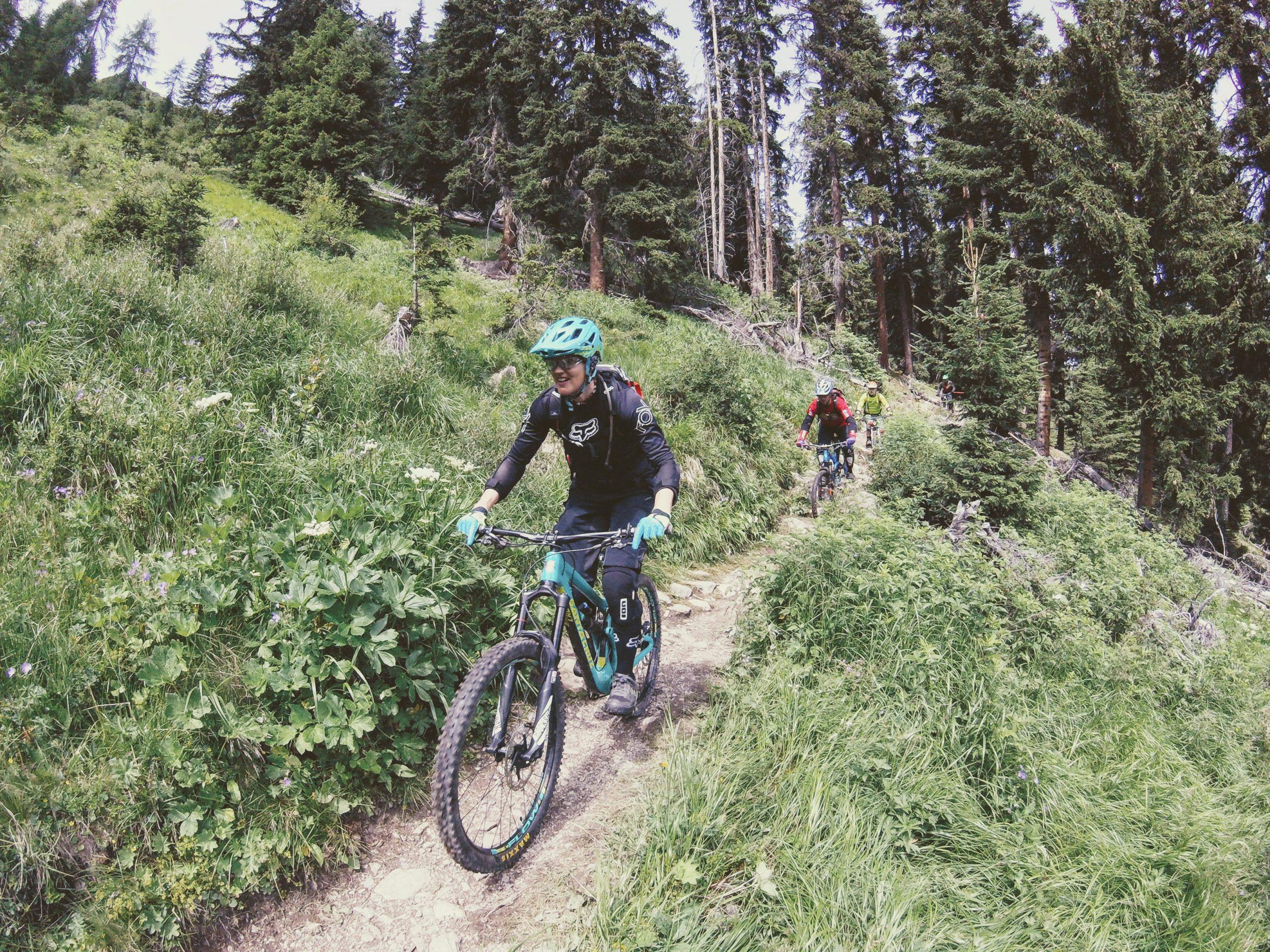 davos epic trail mtb recensione 14