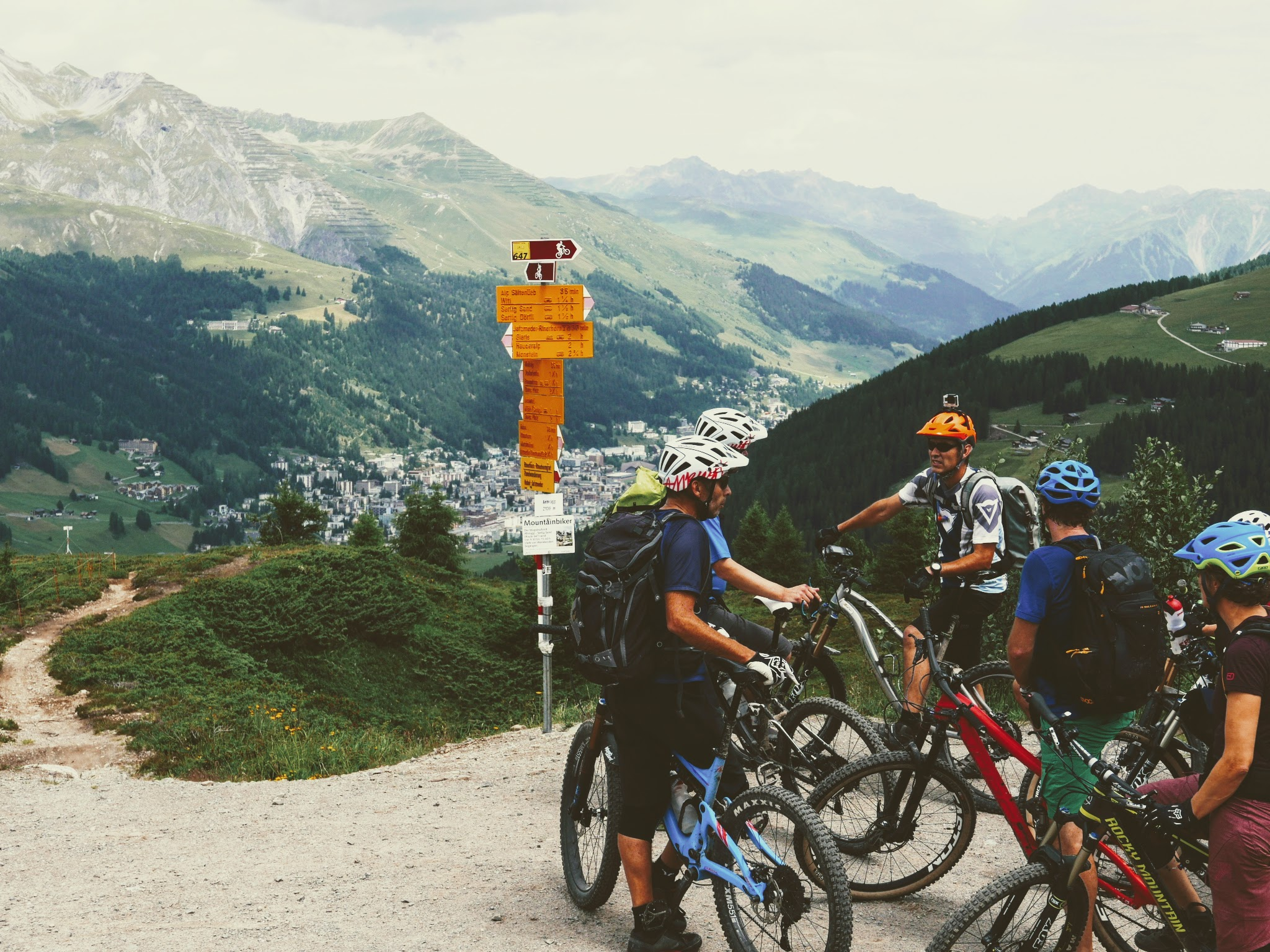 davos epic trail mtb recensione 17