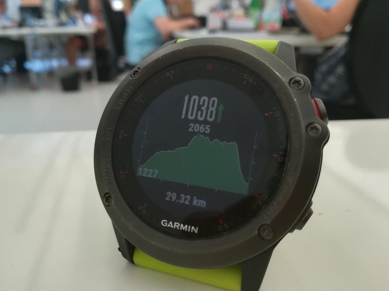 garmin fenix 3 il migliore navigatore gps per mtb