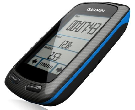 garmin edge gps cyclists photo