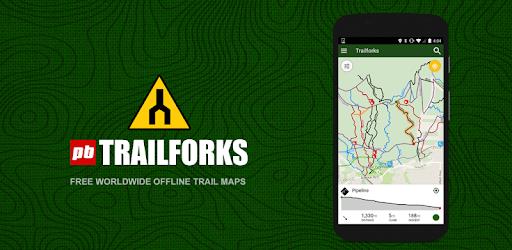 La guida di Trailforks per la mtb