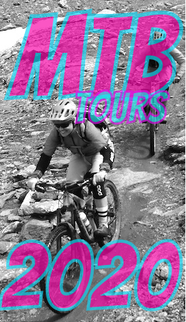Tour e vacanze in Mountain Bike